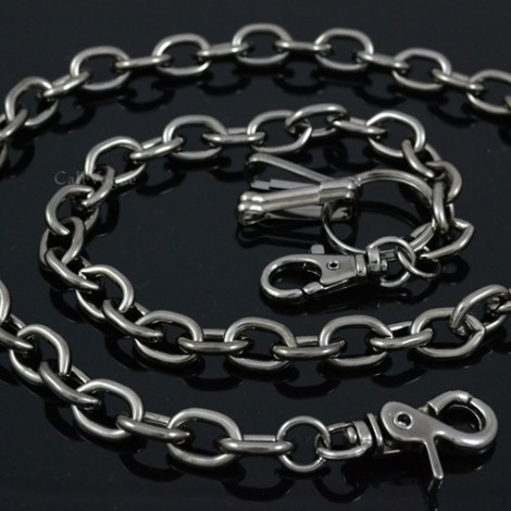 Wallet chain for Men women CH03B Basic Ring Leash Linked wallet chains M