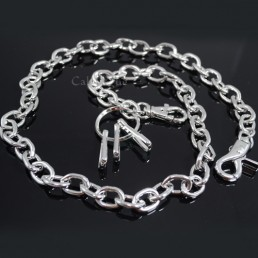 Wallet chain for Men women CH03S Basic Ring Leash Linked wallet chains M