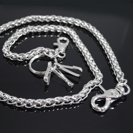 Wallet chains for Men women CH04S Basic ROPE WALLET CHAIN M