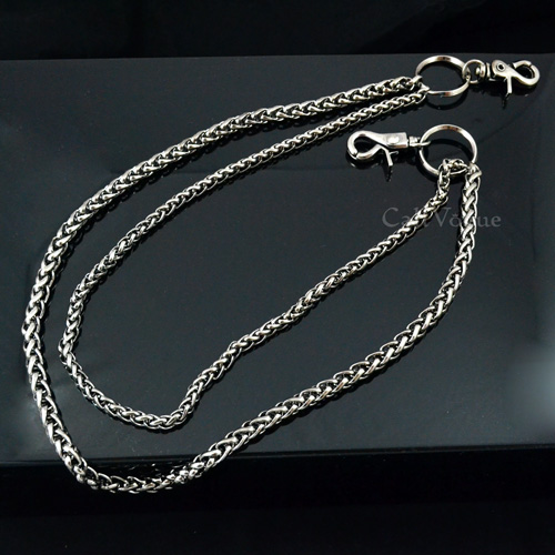 Double Wallet Chains For Men Womens Ch04db Callvogue