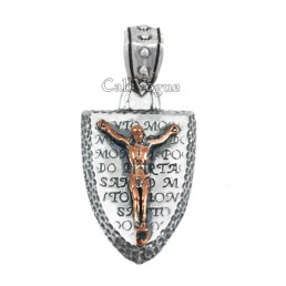 religious jewelry sterling silver Crucifix Pendant sterling silver charms
